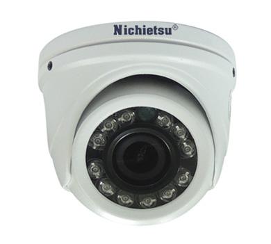 camera dome hồng ngoại ahd nichietsu nc-101a2m