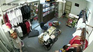 lắp đặt camera cho shop