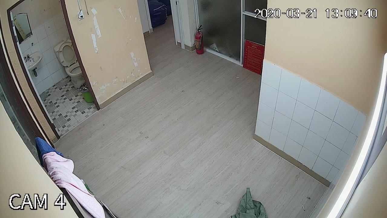 Hình ảnh Trọn bộ 4 camera kbvision 2mp giá rẻ