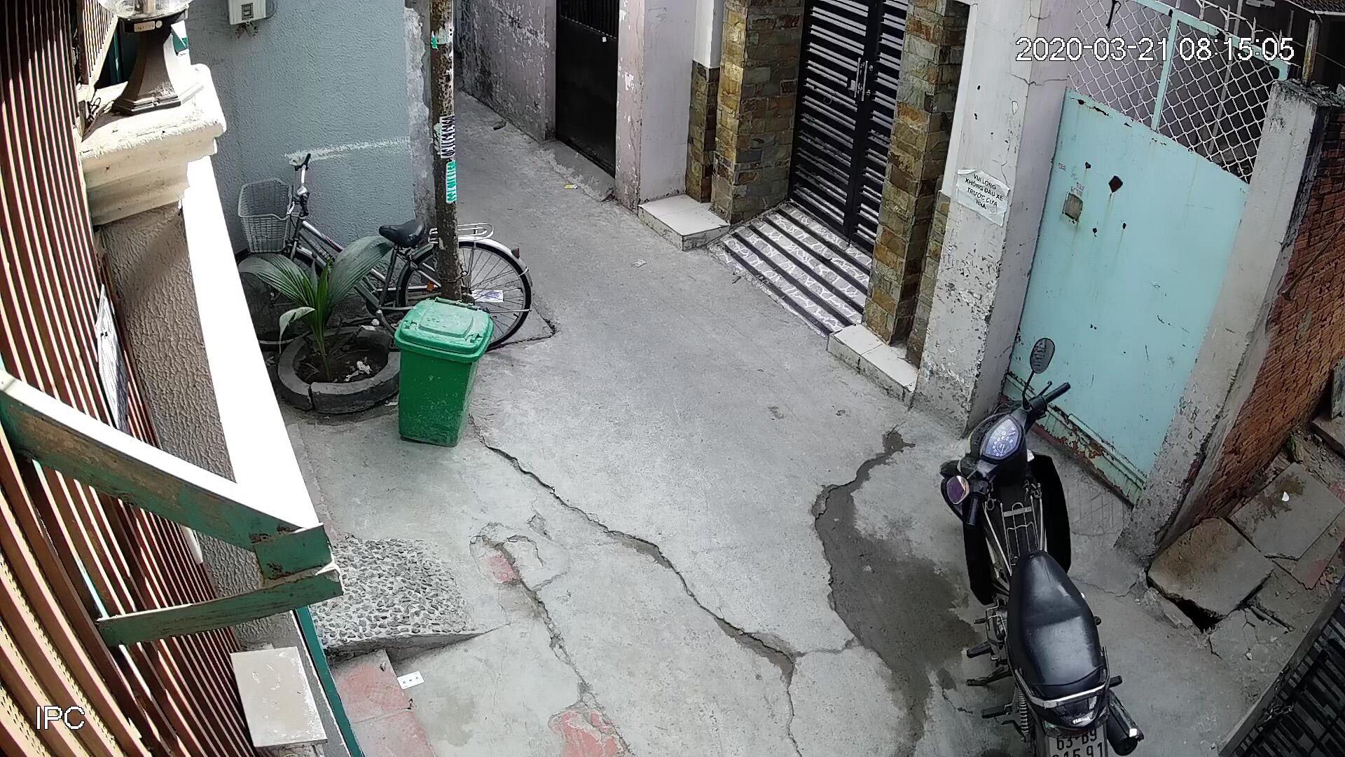 Camera wifi dahua ngoài trời