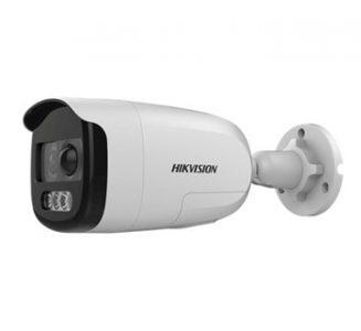 Camera có màu 24-24 hikvision DS-2CE12DFT-PIRXOF