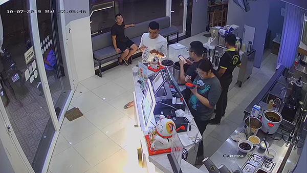 Lắp đặt camera quan sát cho cửa hàng tại quận 2