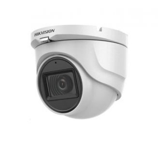 Camera hikvision tích hợp mic audio trong DS-2CE76D0T-ITMFS