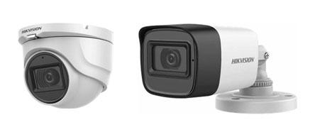 Audio camera hikvision